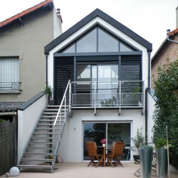 2 - Jardin - Terrasse