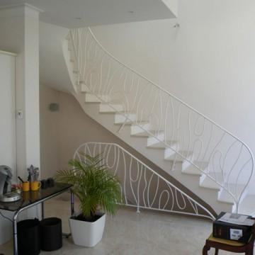 7 - Escalier