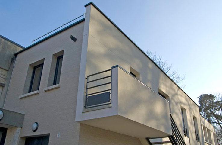 1 salle des f tes herv lebette architecte for Architecte maisons laffitte